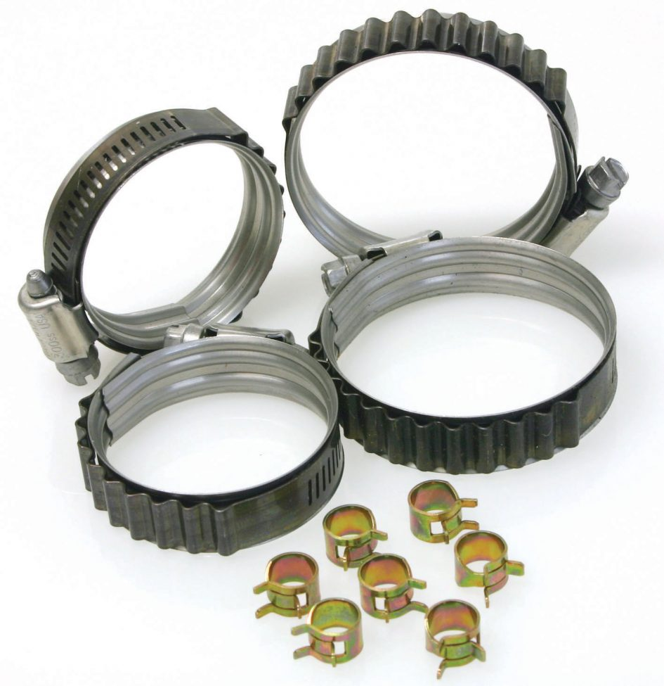 Four Types Of Hose Clamps You Should Know About Hose Clamp India